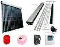 24,55 m² zonne-energie vacuüm pakket
